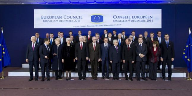 Conseil européen, en décembre 2011. Conseil européen/Flickr, CC BY-NC-ND