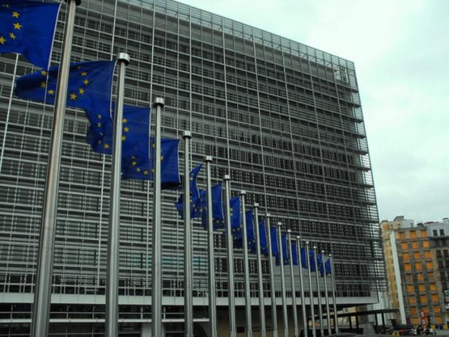 Le siège de l'UE à Bruxelles. Leon Yaakov/Flickr, CC BY