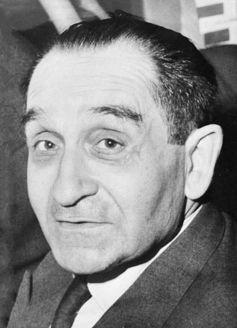 La CED fut enterrée sous le gouvernement de Pierre Mendès-France (ici en 1968). ANEFO/Wikimedia, CC BY-SA